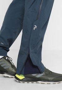 Peak Performance - Pantalones montañeros largos - blue steel - 3