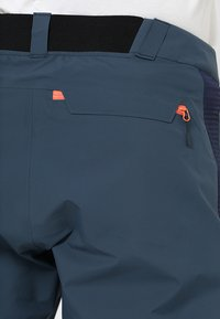 Peak Performance - Pantalones montañeros largos - blue steel - 4