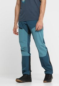Peak Performance - Pantalones - teal extreme - 0