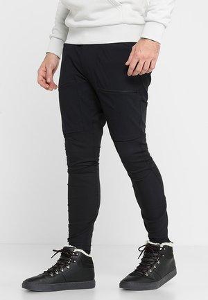 TRACK - Pantalons outdoor - black