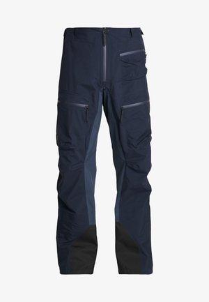 VIS - Snow pants - blue shadow