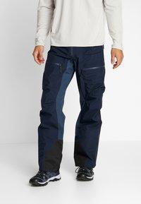 Peak Performance - VIS - Zimní kalhoty - blue shadow - 0