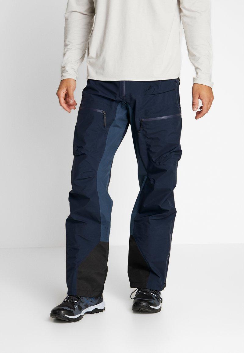 Peak Performance - VIS - Zimní kalhoty - blue shadow