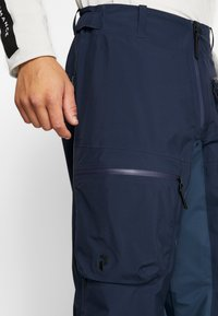 Peak Performance - VIS - Zimní kalhoty - blue shadow - 3