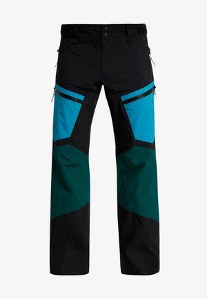 GRAVITY - Zimní kalhoty - deep aqua