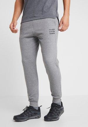 GROUND  - Jogginghose - grey melange