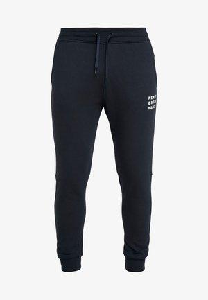 GROUND  - Pantalones deportivos - salute blue