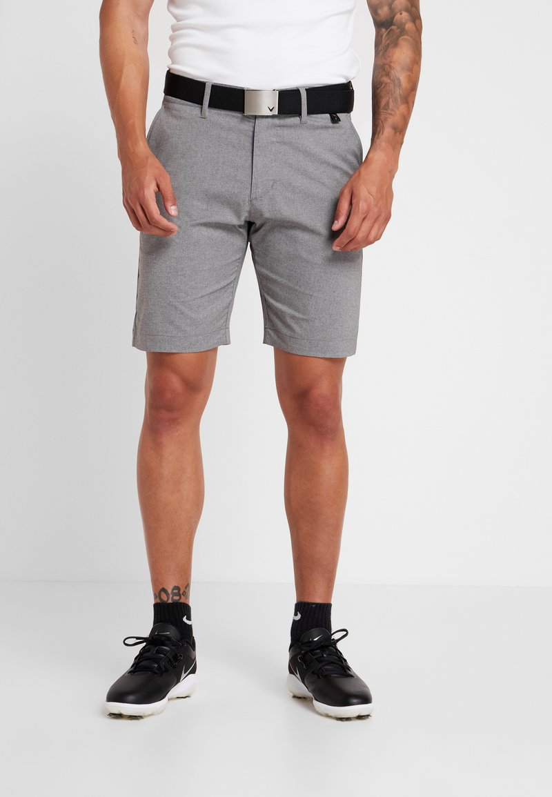 Peak Performance - AVIAMELSH - Sports shorts - grey melange