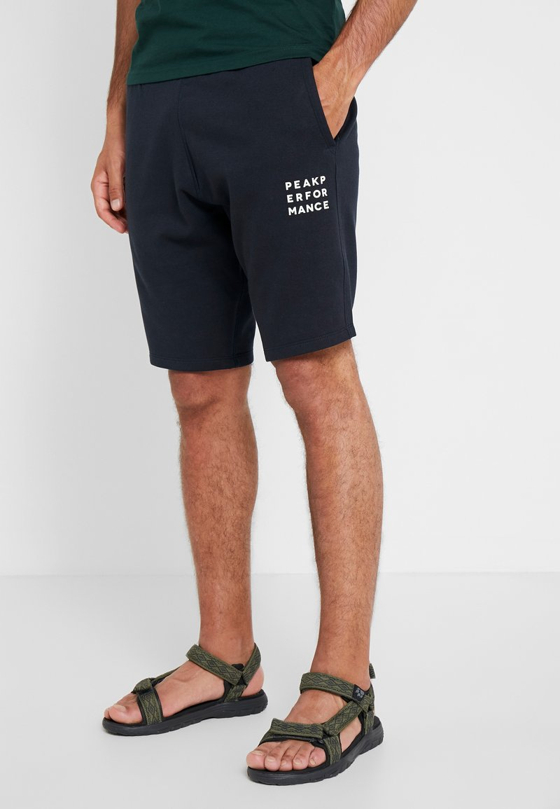 Peak Performance - GROUND  - Träningsshorts - salute blue