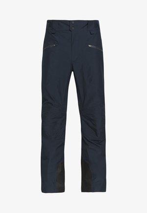 Snow pants - blue shadow