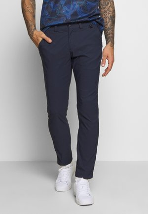 PLAYER PANT - Pantalon classique - blue shadow