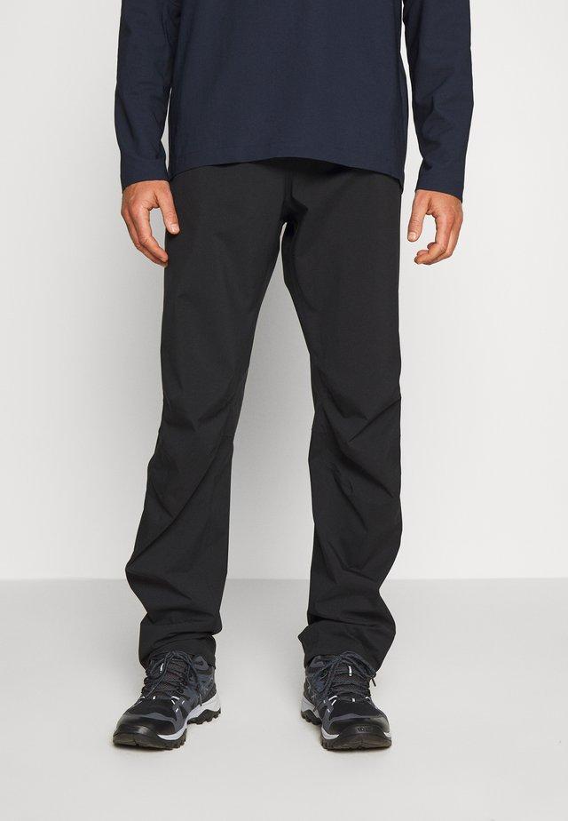 DAYBREAK PANT - Outdoorové kalhoty - black