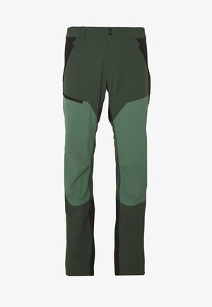 LIGHT CARBON PANTS - Outdoor trousers - drift green