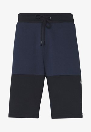 ORIGINAL BLOCKED SHORTS - Shorts - blue shadow