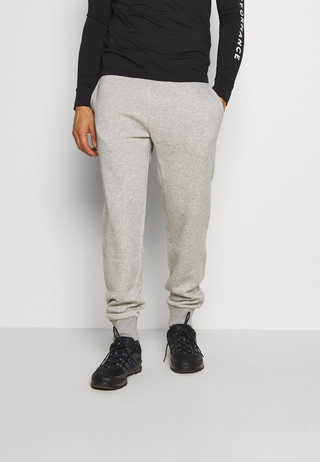 ORIGINAL - Trousers - med grey mel