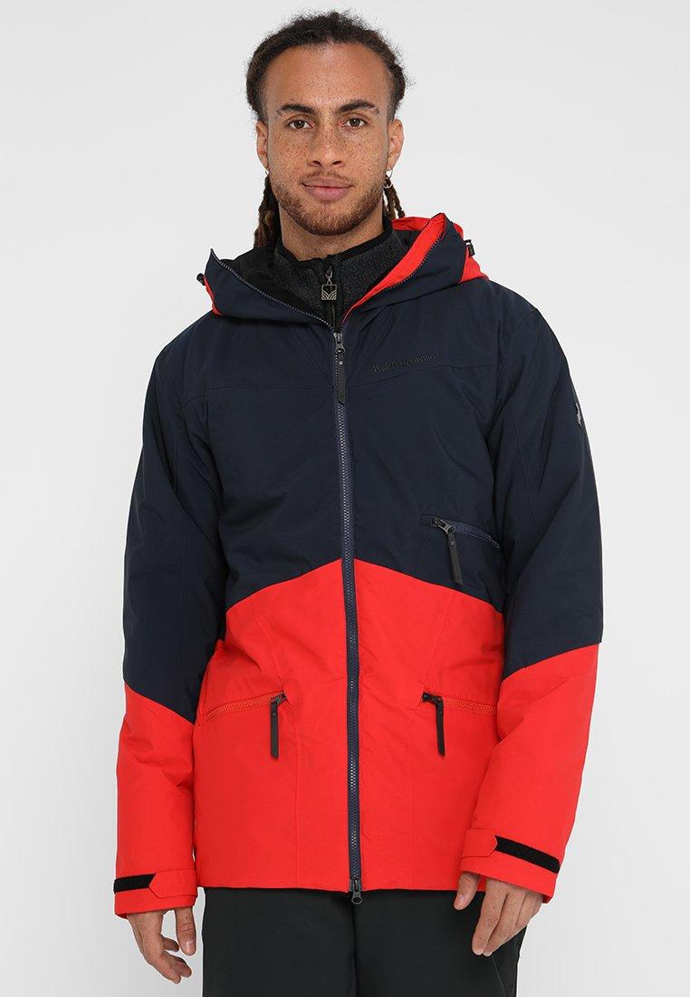 Peak Performance - GREYHAWK  - Ski jacket - salute blue
