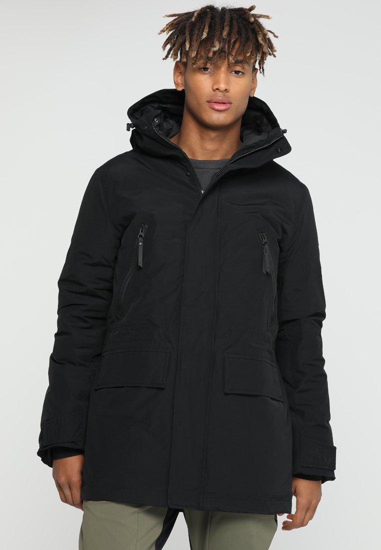 Peak Performance - OBTAIN - Down coat - black