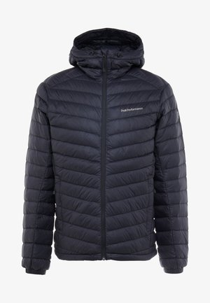 FROST  - Gewatteerde jas - black