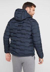 Peak Performance - ARGON - Gewatteerde jas - black - 2
