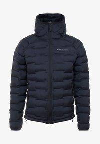 Peak Performance - ARGON - Gewatteerde jas - black - 5