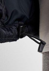 Peak Performance - ARGON - Gewatteerde jas - black - 4