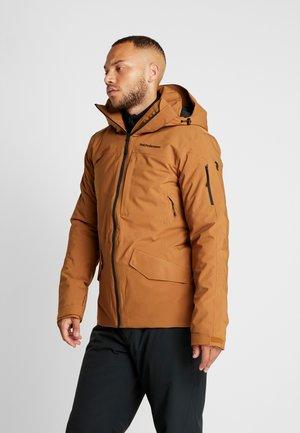 MAROON  - Lyžařská bunda - honey brown