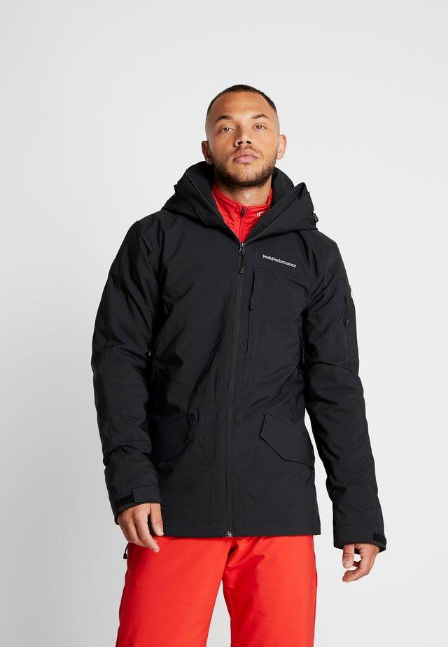 MAROON  - Lyžařská bunda - black