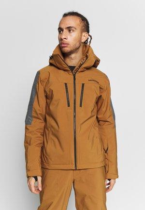 CLUSAZ - Ski jacket - honey brown