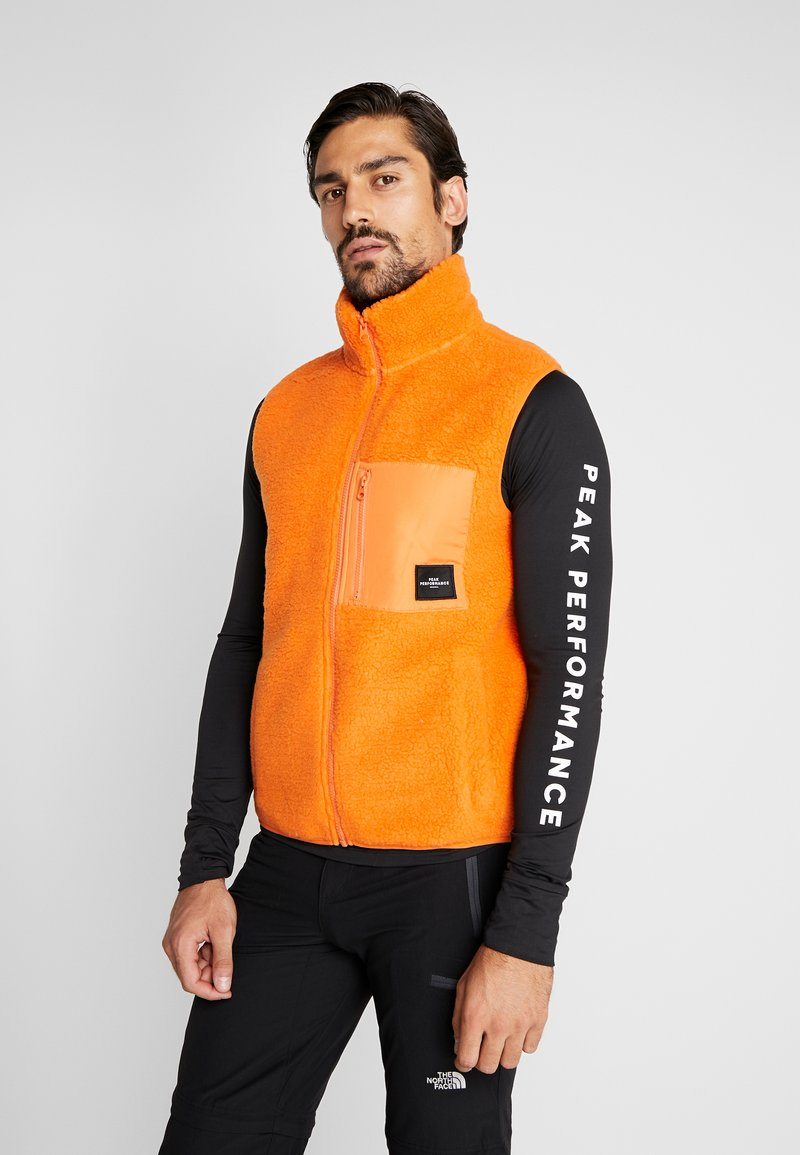 Peak Performance - ORIPI - Vesta - orange