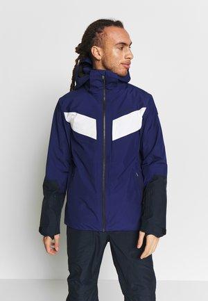 Ski jacket - blueprint