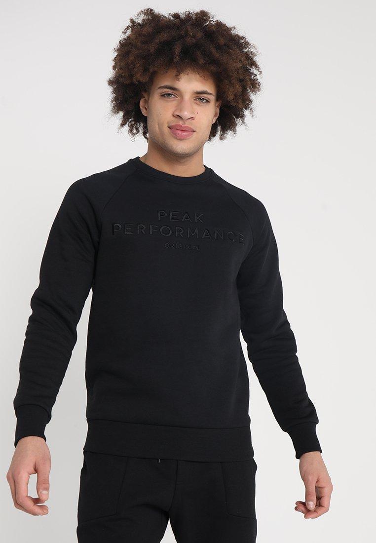 Peak Performance - Sweatshirt - black