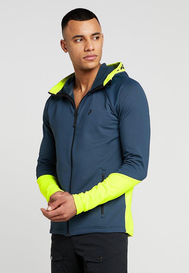 Peak Performance - RIDERZ - Fleece jacket - blaze lime