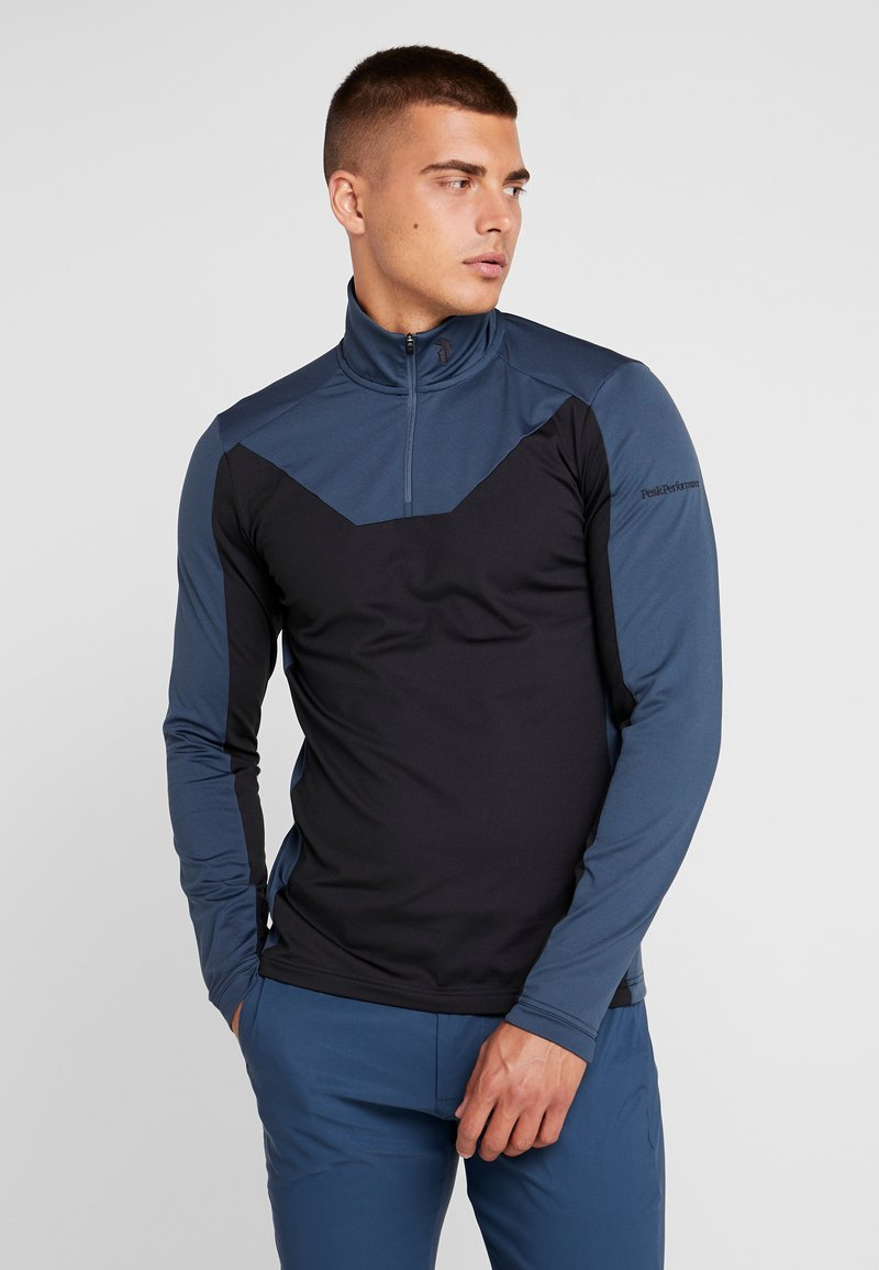 Peak Performance - ACE MID - Fleecepullover - black
