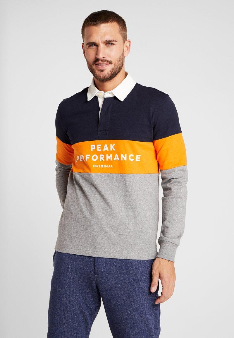 Peak Performance - Long sleeved top - salute blue