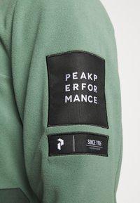 Peak Performance - TECH - Forro polar - alpine tundra - 6