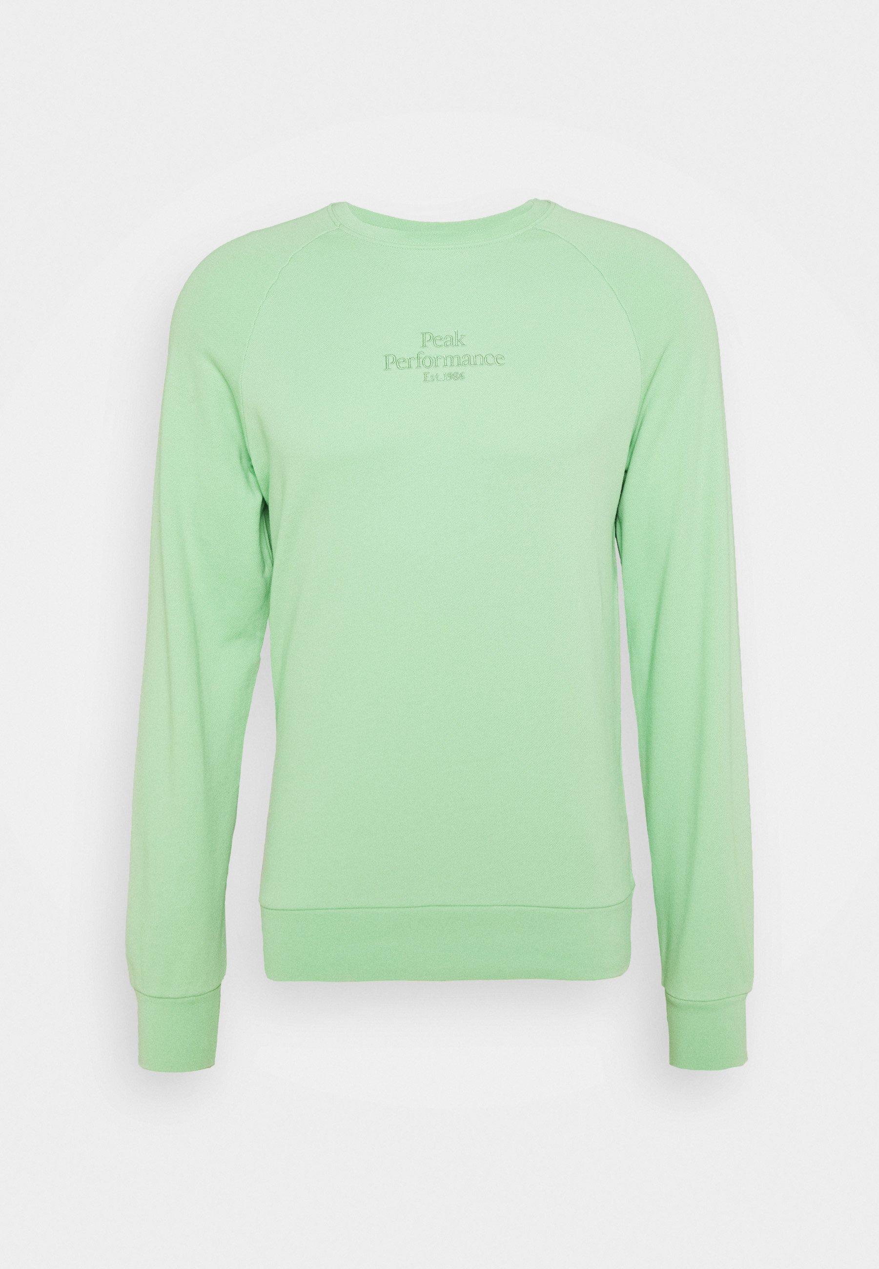 Peak Performance ORIGINAL LIGHT CREW - Sweatshirts - pale horizon