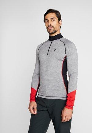 MAGIC - Sports shirt - grey melange