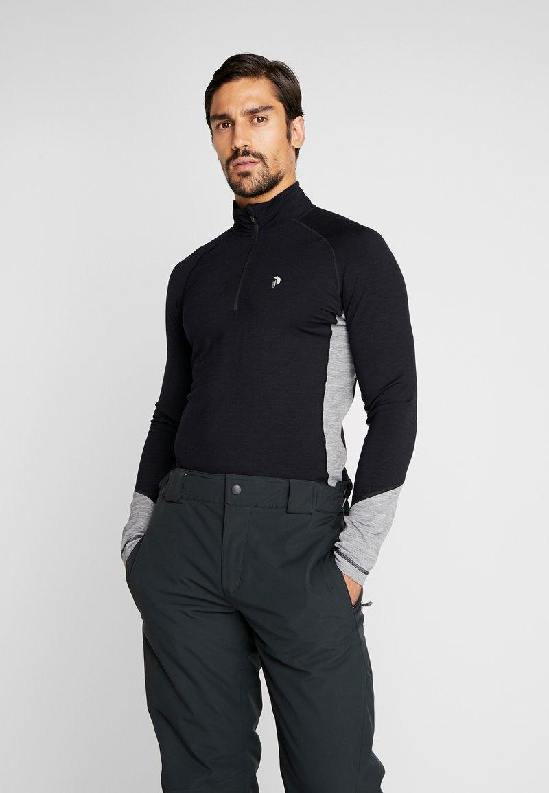 Peak Performance - MAGIC - Sports shirt - black