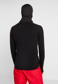 Peak Performance - BALACLAVA - Čepice - black - 2