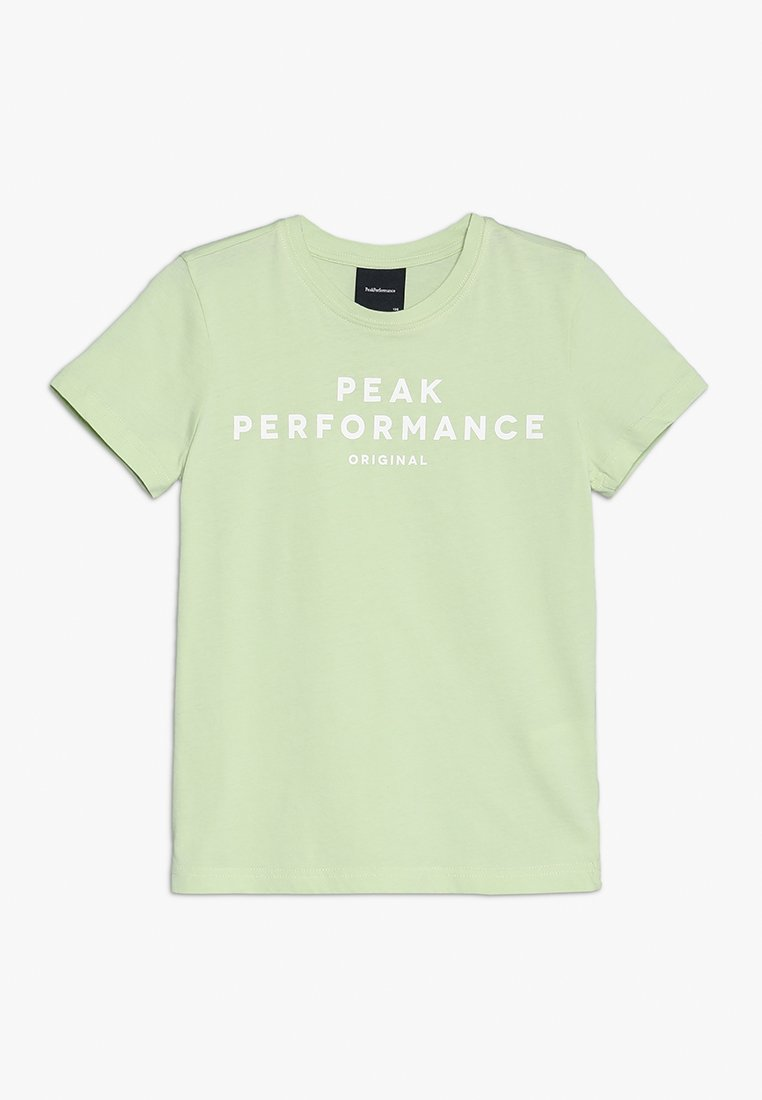 Peak Performance - ORIGINAL - T-shirt med print - limer