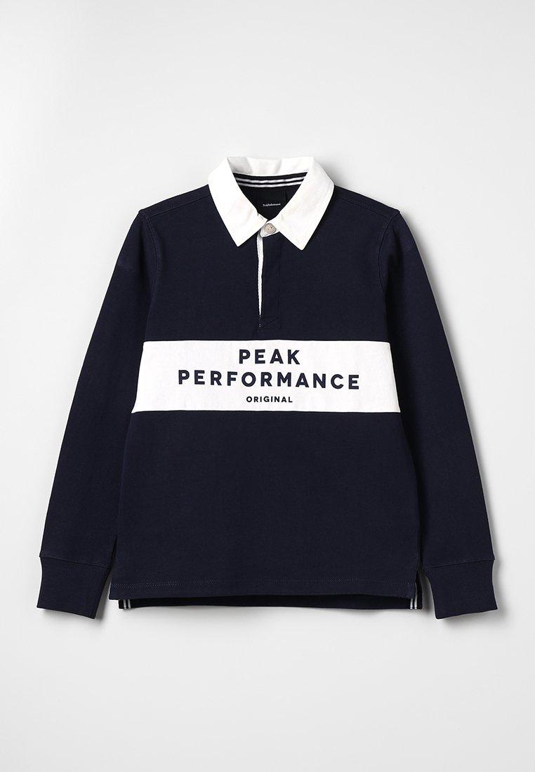 Peak Performance - RUGBY - Poloshirt - salute blue