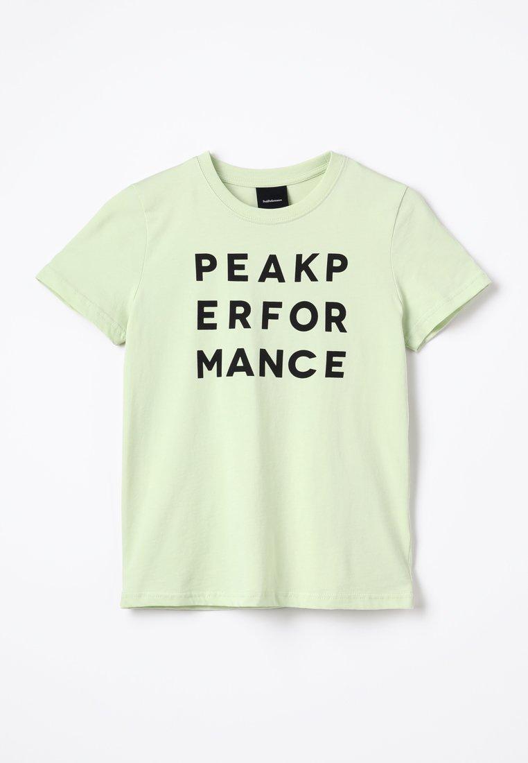 Peak Performance - TEE - Printtipaita - limer