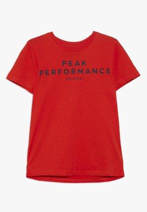 Print T-shirt - dynared
