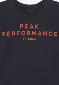 Peak Performance - Triko spotiskem - salute blue - 3