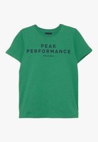 Peak Performance - Print T-shirt - jelly bean - 0