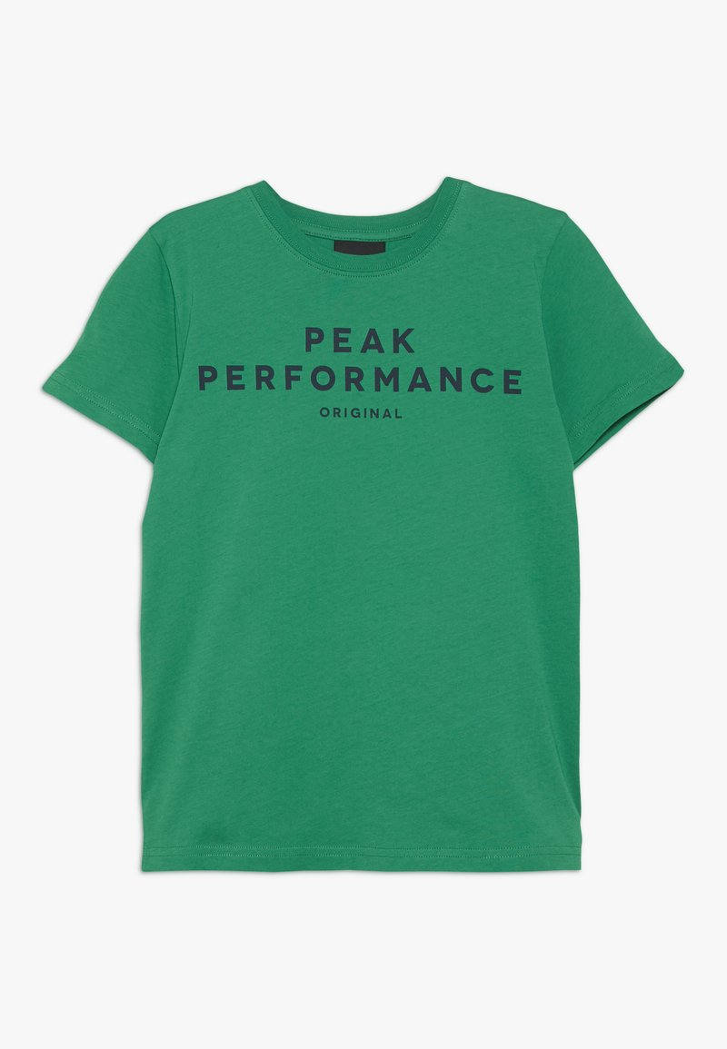 Peak Performance - Print T-shirt - jelly bean