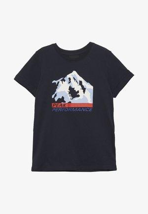 ORSEA - Print T-shirt - salute blue