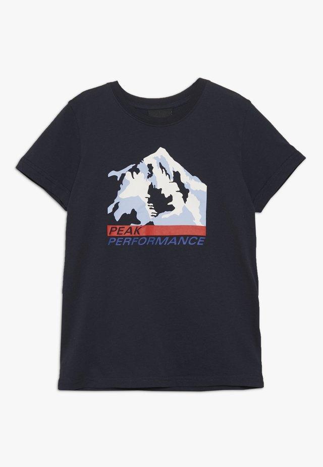 ORSEA - T-shirt med print - salute blue