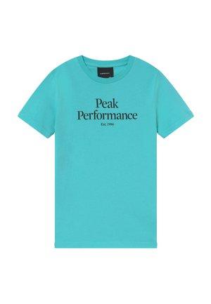 ORIGINAL TEE - Print T-shirt - tonic sky