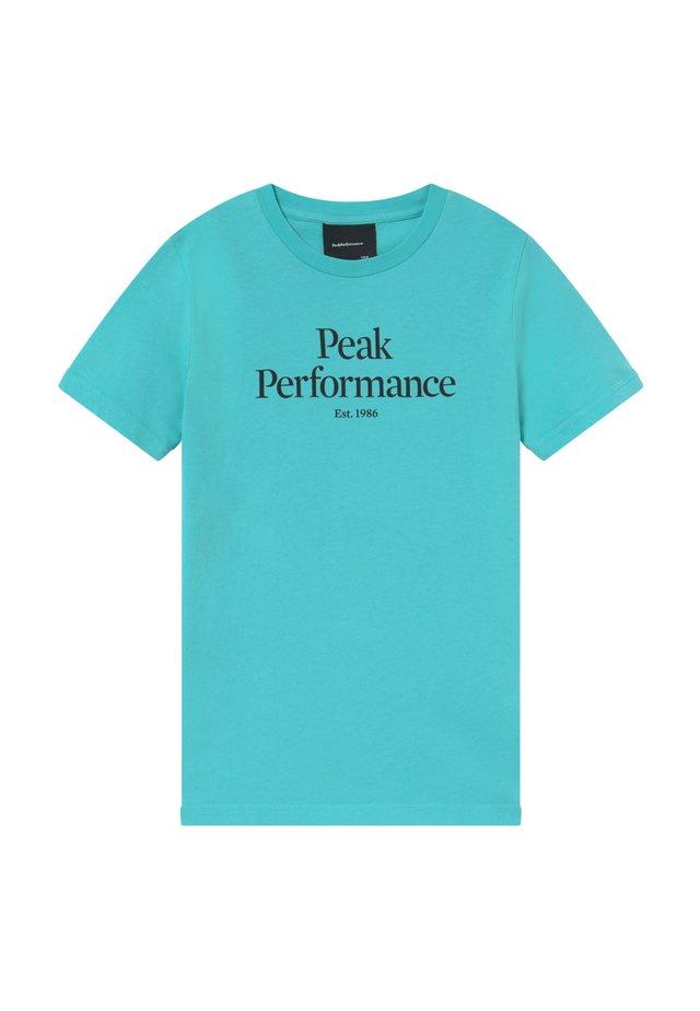 ORIGINAL TEE - T-Shirt print - tonic sky